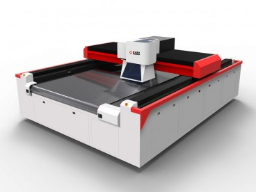 Galvo Laser Cutting and Perforating Machine for Jersey Fabric