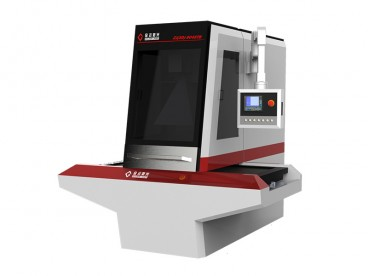 High Speed ​​Galvo Laser Engraving Machine kwa ngozi ya Viatu