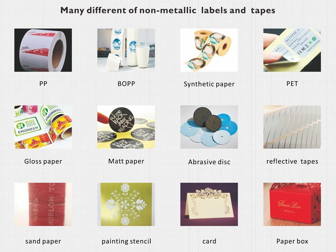 labels tapes
