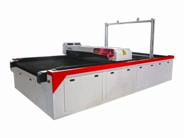 Laser Cutting Machine for Stripes, Plaids, Patterned Fabrics