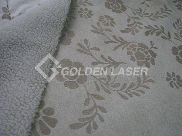 laser marking fabric