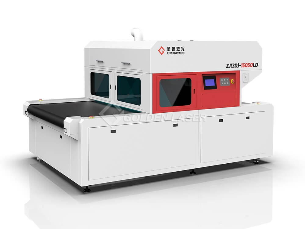 sandpaper laser perforating cutting machine